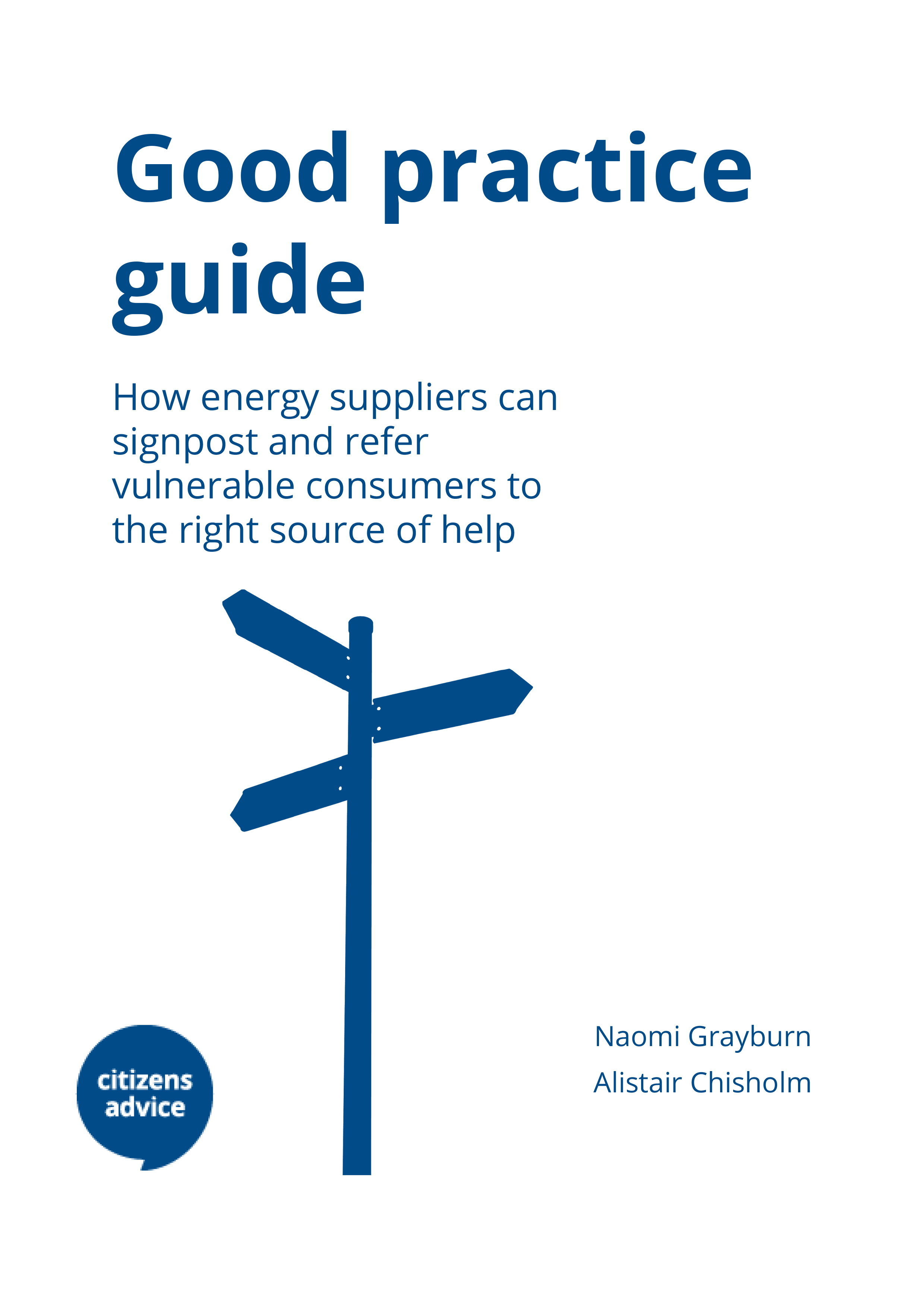 guide for energy suppliers
