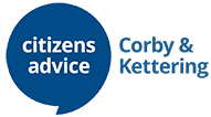 Citizens Advice Corby & Kettering home