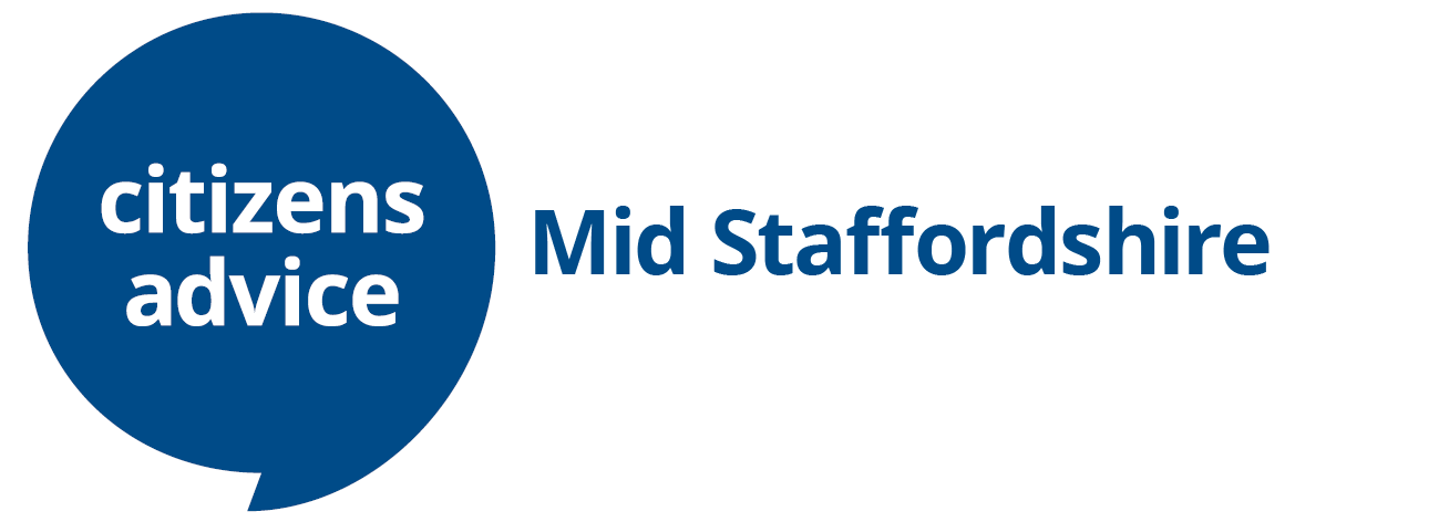 Citizens Advice Mid Staffordshire home