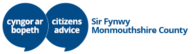 Citizens Advice Monmouthshire County home