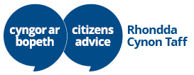 Citizens Advice Rhondda Cynon Taff  home