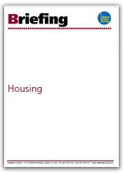 Housing briefing cover