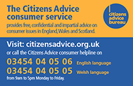 Citizens Advice Consumer Service Publications