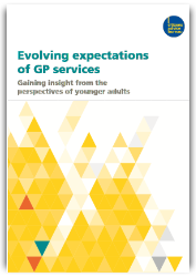 Evolving expectations of GP services cover