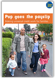 Pop goes the payslip cover