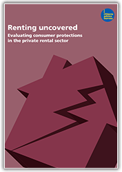 Renting uncovered cover