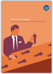 The cost of redress report cover image