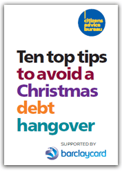 Ten top tips for Christmas front cover