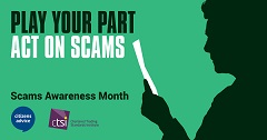 play your part act on scams